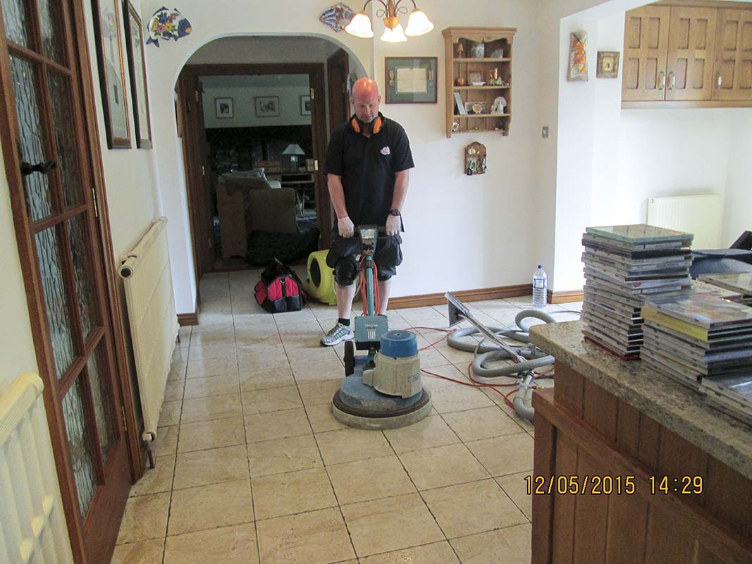Mr Clean Hard Floor Cleaning Service